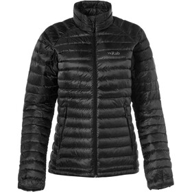 Rab Microlight Jacket Women black/seaglass